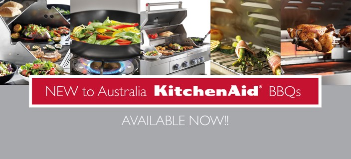 KitchenAid BBQ's & Outdoor Kitchens Sydney