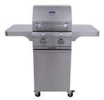 SABER Stainless Steel 2 Burner BBQ R33SC0413