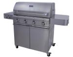 SABER Stainless Steel 4 Burner BBQ R67SC0513
