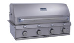 SABER Stainless Steel 4 Burner Built In BBQ R67SB0714