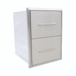 SABER Two Drawer Cabinet K00AA1914