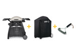 WEBER Q2000 PACKAGE DEAL Natural Gas Version