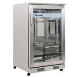 Gasmate GMF119F Premium Single Door Bar Fridge with Heated Glass