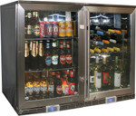 RHINO Outdoor Alfresco GSP Matching Beer And Wine Fridges GSP1H-840-BW