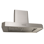 EURO 150cm Stainless Steel Alfresco Canopy - E1500BCSX