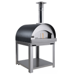 EURO 80×80 Wood Fired Pizza Oven With Stand - EPZ800BS