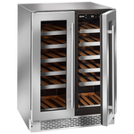 Ilve ILWD36X Dual Zone Double Door Wine Cellar