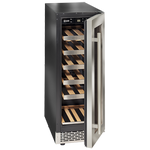 Ilve 18 BOTTLE SINGLE ZONE WINE COOLER - S/S ILWS18X