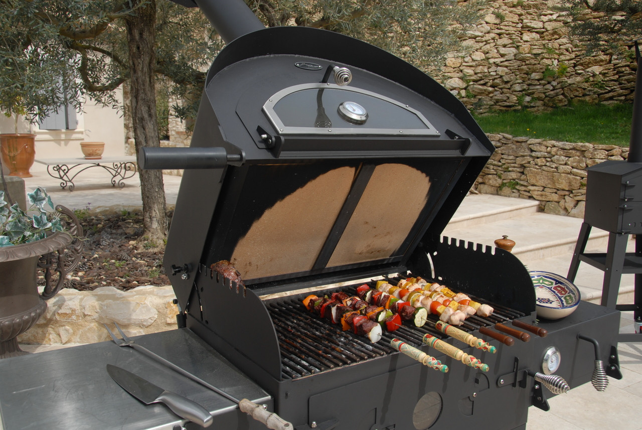 vulcano 3 alsace premium versatile outdoor pizza oven the bbq store. Black Bedroom Furniture Sets. Home Design Ideas