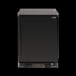 Euro 138L Single Solid Door Beverage Cooler - EA60WSDBR