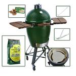 BIG GREEN EGG - Medium Package