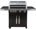 Masport MB4000 Contemporary Range BLACK - 552932