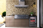 Euro Alfresco - Outdoor Kitchen - Amici - Flat Lid BBQ - AMICI-BBQF