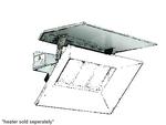 BROMIC 5 TILE HEAT-FLO - HEAT DEFLECTOR - 2620170-1 (heater not included)