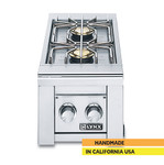 LYNX Built-In Double Side Burner LASB2-2
