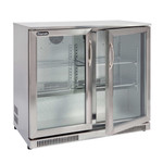 GASMATE Platinum II  2 Door (228ltr) Bar Fridge GMF228D