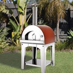 FONTANA FORNI Margherita Pizza Oven with Stand - EX DISPLAY PICK UP ONLY!
