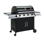 BEEFEATER DISCOVERY BBQ 1000R 5 burner (window hood, cabinet trolley and side burner) Upgrade Kit BD47652