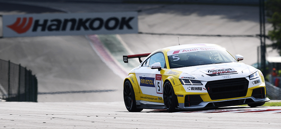 RAVENOL - Official Lubricant of the Audi Sport TT Cup