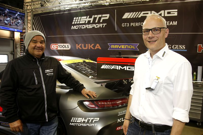 Htp Gmbh ravenol and amg team htp motorsport opt for technical cooperation