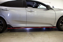 Side Skirt Pinstripe Kit (2016-2017 Civic Hatchback)