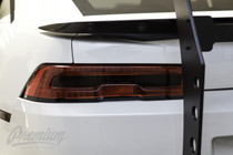 Smoked Tail Light Overlays (2014-2015 Camaro)