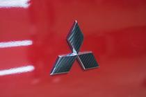 Mitsubishi Emblem Diamond Inlay Kit  (Front, Rear, Steering Wheel)