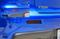 8-13 Mitsubish Lancer EVOX Precut rear bumper reflector smoked vinyl overlays
