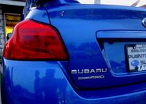 2015 WRX & STI Sedan Red Tail Light Overlay