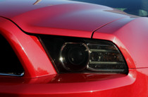Smoked Headlight Covers (2010-2014 GT, V6)