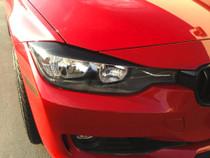 BMW F30 Vinyl Eyelids Overlays