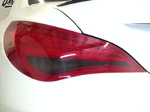 Mercedes Benz CLA Tail Light Reverse Overlay ( 2013 + )