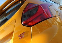 Focus ST Hatchback Smoked Tail Light Insert ( 2013 + )