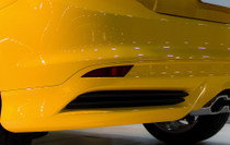 Focus ST Hatchback Smoked Rear Reflectors (2013 - 2014)