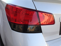 Subaru Legacy Smoked Tail Light Inserts ( 2010 - 2013 )