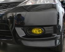 2009 - 2012 Honda Fit Pre-Cut Fog Light Overlays