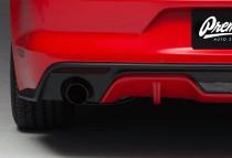 Mustang Smoked Rear Bumper Marker Tint (2015 +)