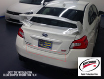 Pre Cut Bumper Protection Kit (2015-2017 WRX / STI)