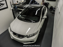2015 Civic Sedan Vinyl Roof Wrap Kit
