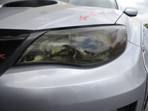 Smoked Headlight | 2008 -2014 Subaru WRX STI