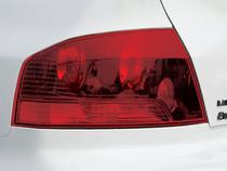 Evo 9 | Full Red Out Tail Light Vinyl Overlays