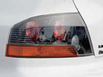 Amber Turn Signal Overlays (2006 - 2007 Evolution IX)