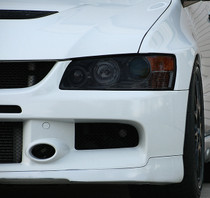 Smoked Headlight Tint Kit | Evo 9