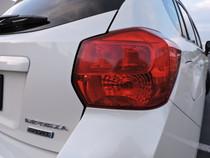 Subaru Impreza & Crosstrek | Full Red Tail Light Tint Overlays