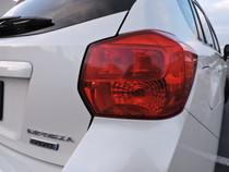Subaru Impreza & Crosstrek | Full Red Tail Light Tint Overlays