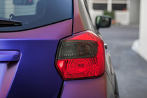 Crosstrek XV / Impreza Smoked Reverse /Blinker Tail Light Overlay (2012-2017)