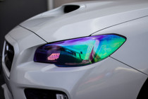 Neo Chrome Full Headlight Tint Kit (2015-2018 WRX / STI)