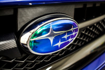 Neo Chrome Emblem Overlays (2015-2018 WRX / STI)