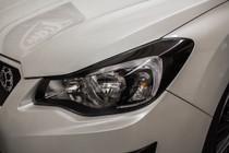 Impreza XV Crosstrek Headlight Amber Delete Tint Overlay (2013-2016)