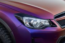 Crosstrek XV / Impreza Headlight Amber Delete Tint Overlay (2013-2016)